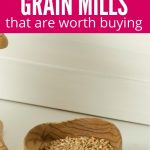 Home Grain Mills | The Best Grain Mill for at Home | The Best Counter Top Grain Mill | Making Your Own Flour | Flour Mill At Home | DIY Flour | Homemade Flour | #flour #homemade #grain #grainmill #reviews