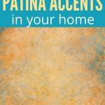 The Best Patina Accents | Patina Themed Accessories | Patina Accessories | The Best Patina Items | Patina Decor | Patina Gifts | Patina Colored Home Decor | Patina Interior Design | Patina Design Inspiration | #patina #patinadecor #interiordesign #design