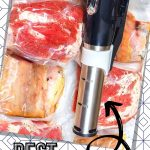 Vacuum sealer for Sous Vide | The Best Vacuum Sealers for Food | Vacuum Sealer for Raw Meat | What Vacuum Sealer to Use to Make Sous Vide | #vacuumsealer #sousvide #cooking #kitchen #kitchenaccessories
