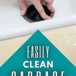 How to Best Clean a Garbage Disposal | Easiest Way to Clean a Garbage Disposal | How to Safely Clean a Garbage Disposal | How Often Should You Clean a Garbage Disposal? | #garbagedisposal #cleaning #insinkerator #appliances #diy