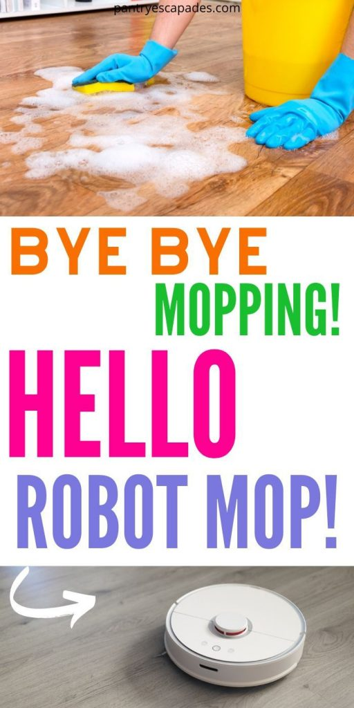 The Best Robot Mop for Your Floors