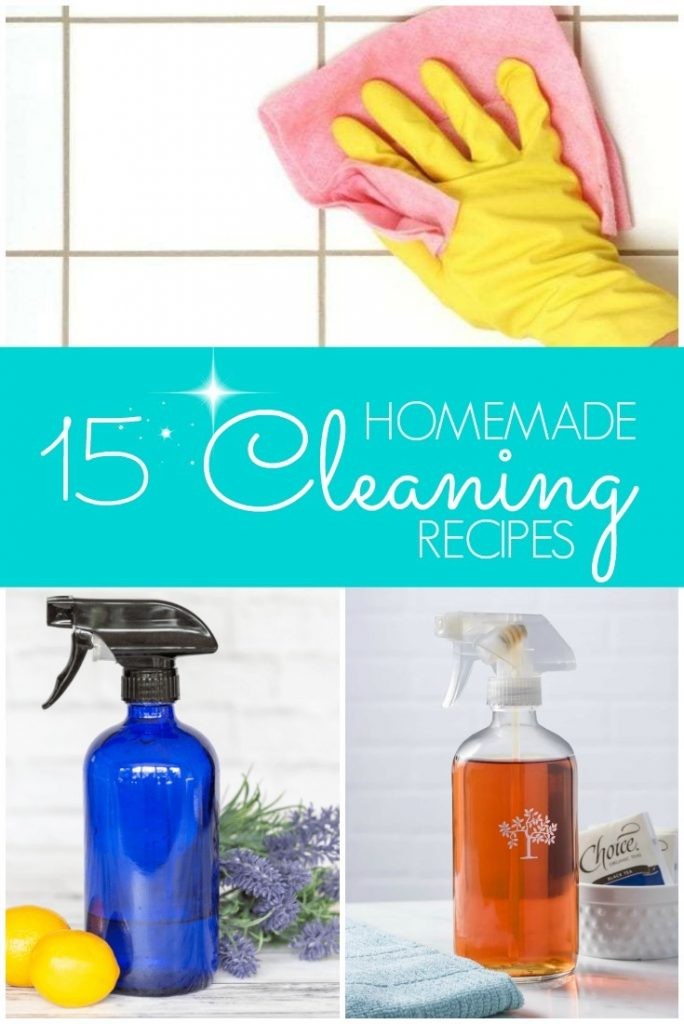 Homemade Cleaning Recipes for a Natural Clean