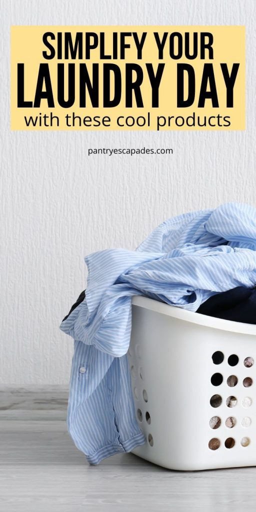 Cool Products that Make Laundry Day Easier
