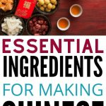 Essential Ingredients for Making Chinese Dishes | Chinese Food | Homemade Chinese Food | Chinese Food Recipes | Make Chinese Food at Home | Asian Cuisine | Chinese Cuisine | #recipes #chinesefood #kitchenessentials #ingredients