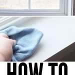 How do you Clean Windows? | What's the Best Way to Clean Your Windows? | How do you Clean your Window Sill? | What's the Best Thing for Cleaning Windows? | What do you Need for Cleaning Windows? | How do you Clean Windows Easily? | #cleaning #cleaningdiy #howto #cleaningtips