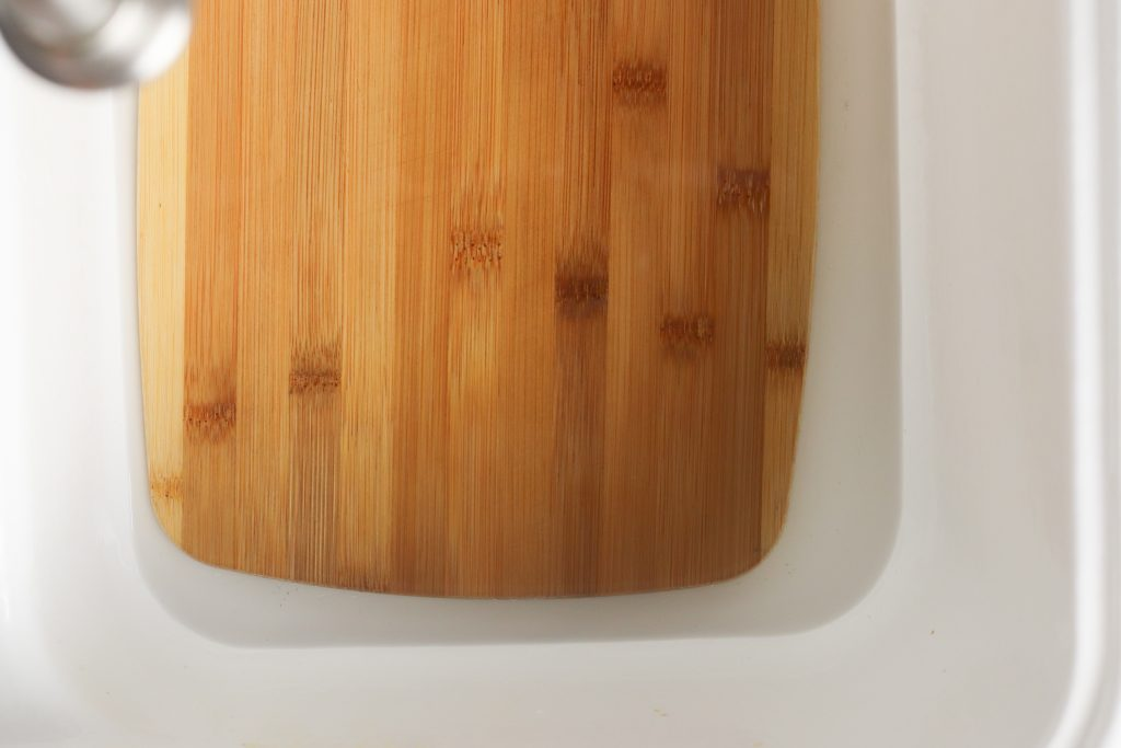 Clean Your Wooden Cutting Board Without Nasty Chemicals