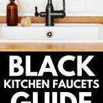 Black Kitchen Faucets | Matte Black Kitchen Faucets | Black Kitchen Accessory Designs | The Best Matte Black Kitchen Faucets | Kitchen Accessory Reviews | Black Kitchen Appliance Aesthetic | Kitchen Design Aesthetic | #kitchen #faucet #review #design #renovation