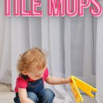 The Best Mops for Tile | What Mop Should You Use on Tile Floors? | What's the Best Way to Clean Tile | Fastest Way to Clean Tile | How to Sanitize Tile | How to Keep Tile Clean | #tile #mop #cleaning #hacks #diy