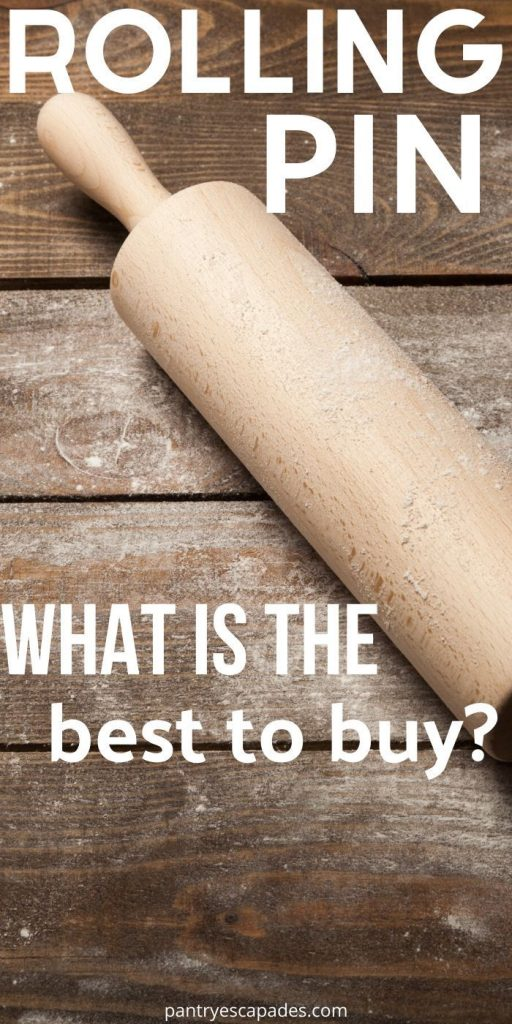 The Best Rolling Pin for Your Kitchen