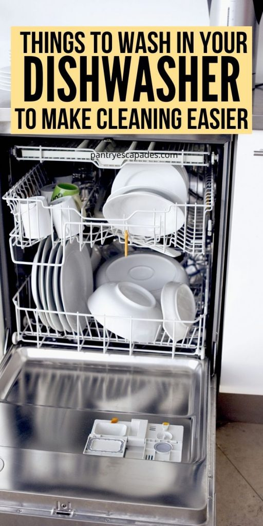 14 Things You Can Wash in Your Dishwasher to Make Cleaning a Breeze