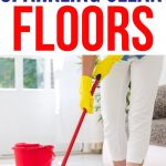 How do you Get Floors Perfectly Clean? | What to use to Deep Clean Floors | How do you Clean Floors Quickly? | What's the Best Way to Scrub Floors | How do you Get Floors Sparkling Clean? | What Products to use for Cleaner Floors | How do you Clean Floors Thoroughly? | #floors #cleaningfloors #cleaningdiy #cleaningtips