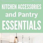 The Best Modern Pantry Organizers   Modern Kitchen Accessories   Modern Kitchen Design   Modern Accessories for the Kitchen   Modern Kitchen Products   Modern Decor for the Kitchen   #moderndecor #modernstyle #modernkitchen #kitchendesign #organization