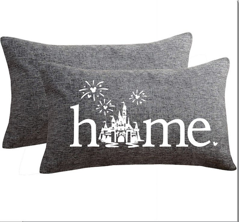 Disney Home throw pillow